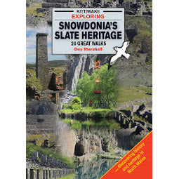 Load image into Gallery viewer, Front cover Kittiwake Slate Heritage guide book