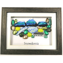 Image of Snowdonia Pebble Frame