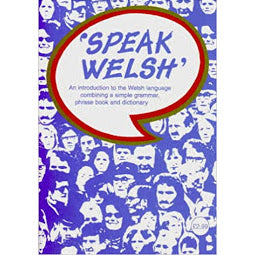 Front cover Speak Welsh book