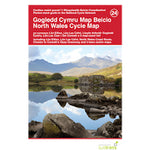 Sustrans North Wales Cycle Map