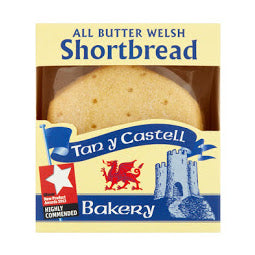 Box of Tan Y Castell Plain Shortbread
