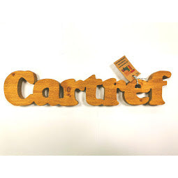 Load image into Gallery viewer, Image of Wooden wordart Cartref