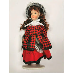 Image of Welsh doll