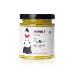 Load image into Gallery viewer, Jar Image of Welsh Lady English Mustard