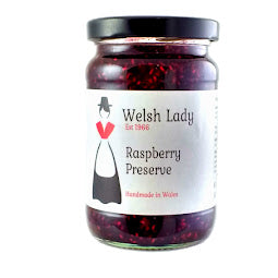 Jar Image of Welsh Lady Raspberry Jam