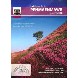 Front Cover of Penmaenmawr Upland Walks