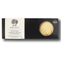 Traditional Aberffraw Biscuits – 205g gift box