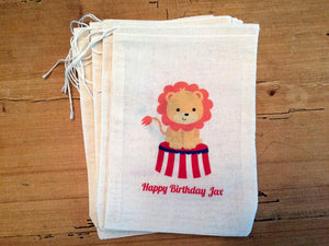 Circus Gift Party Favor Bags