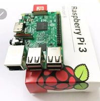 Original Raspberry Pi 3 Model B +  Plus Pi 3 Pi 3B With WiFi & Bluetooth - Audiophile Store