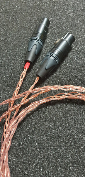 Air-one Balanced XLR Interconnect Cables
