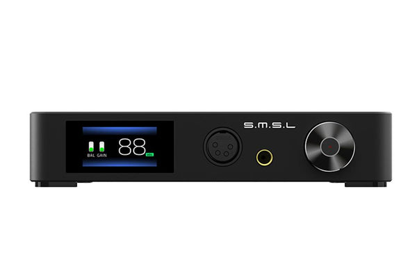SMSL SP400 Full Balanced THX AAA 888 6.5mm SE Out XLR RCA Headphone Amplifier - Audiophile Store
