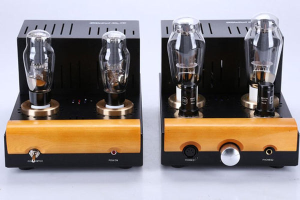 Little Dot LD-Y2 6SH7 JJ 300B Tube Full Balanced Power Amplifier - Audiophile Store