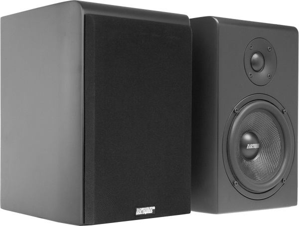 Earthquake RBS-52 High-Performance Reference Bookshelf Speakers - Audiophile Store