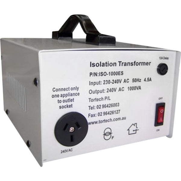 Audio AC Power Isolation Transformer 1000 VA - Audiophile Store