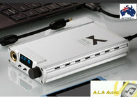 "XDUOO XD-05 Plus Portable ""Desktop"" Headphone Amplifier 32bit/384kHZ DSD256 DAC - Audiophile Store"