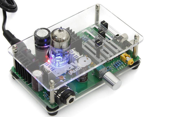 Bravo Audio V3 Pure Class A Tube Headphone Amplifier - Audiophile Store