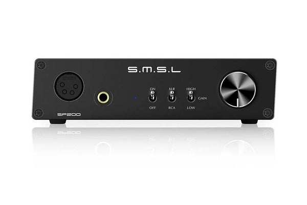 SMSL SP200 THX AAA 888 Technology Fully Balanced Headphone Amplifier - Audiophile Store