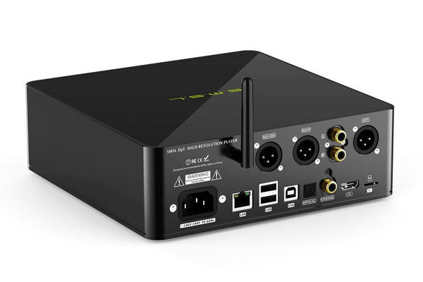 SMSL DP5 MQA Capable Network Streamer with USB Digital Output - Audiophile Store