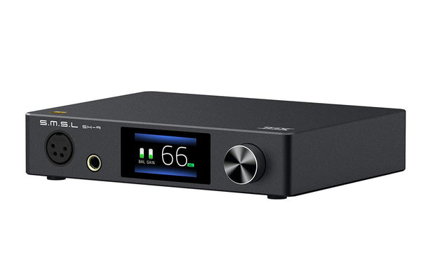 SMSL SH9 AAA Technology Ultra High Performance Fully Balanced Headphone Amplifier - Audiophile Store