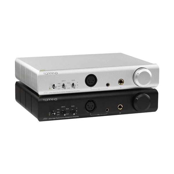 Topping A90 Balanced Headphone Amplifier - Audiophile Store
