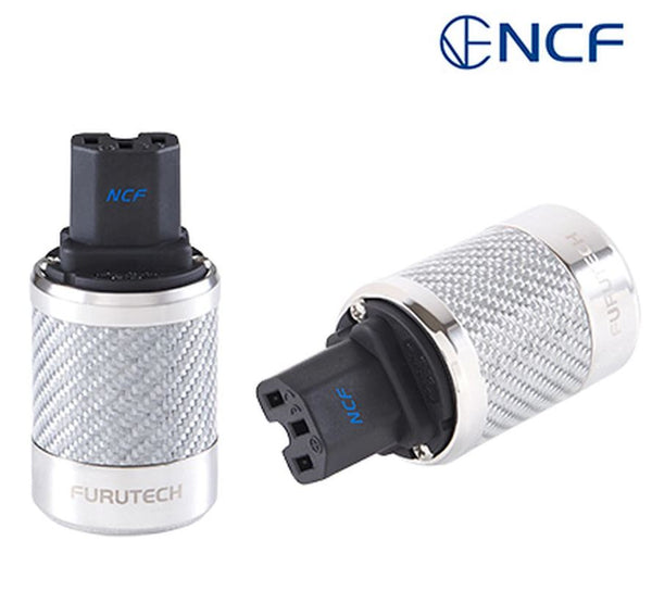 Furutech FI-50 NCF(R) IEC AC power connector - Audiophile Store
