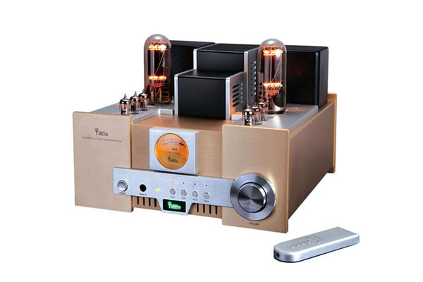 YAQIN MS-650B 15WPC 845 x 2 Vacuum Tube Hi-End Tube Integrated Amplifier - Audiophile Store