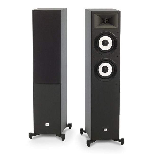 JBL Stage A180 Floor Standing Speakers (pair) - Ex Demo - Audiophile Store