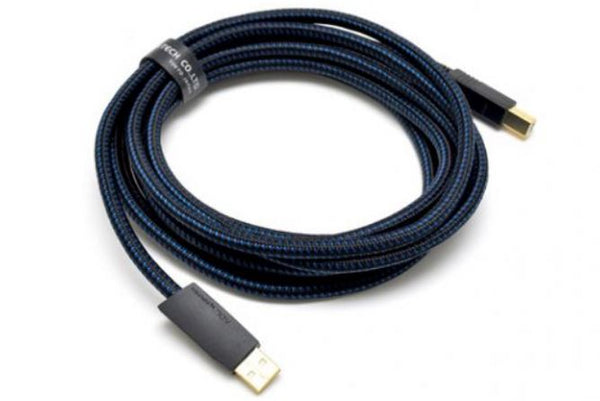 Alpha Design Labs - High Performance Audio Grade Audiophile USB 2.0 Cable - Audiophile Store