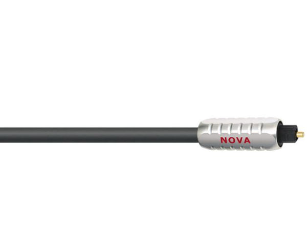 Wireworld - Nova Series Optical Fibre Cable With Toslink Connectors - Audiophile Store
