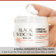 Black Widow® Moroccan Texture Paste