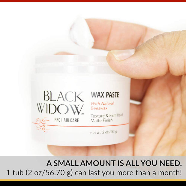 Black Widow® Wax Paste