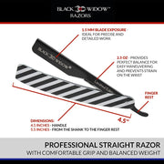 Black Widow® Barber Pole - Ambassador