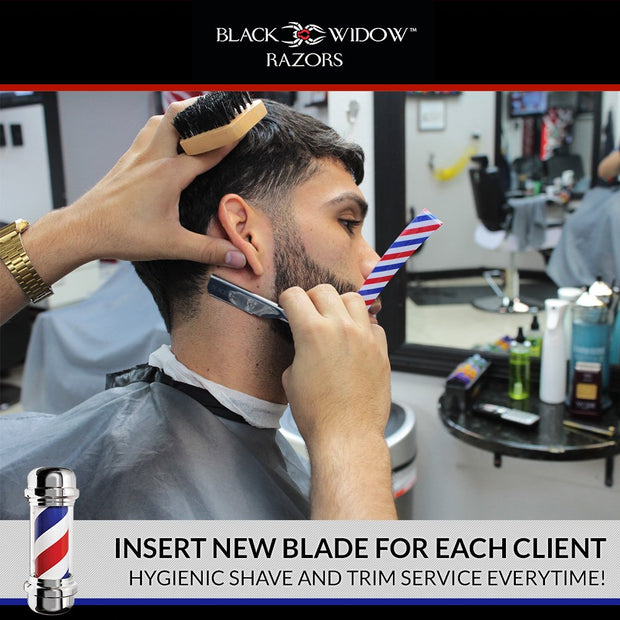Black Widow® Barber Pole