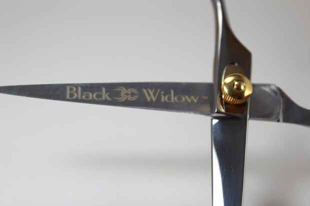 Hair Cutting Scissor Set (Refurbished) - Black Widow Razors