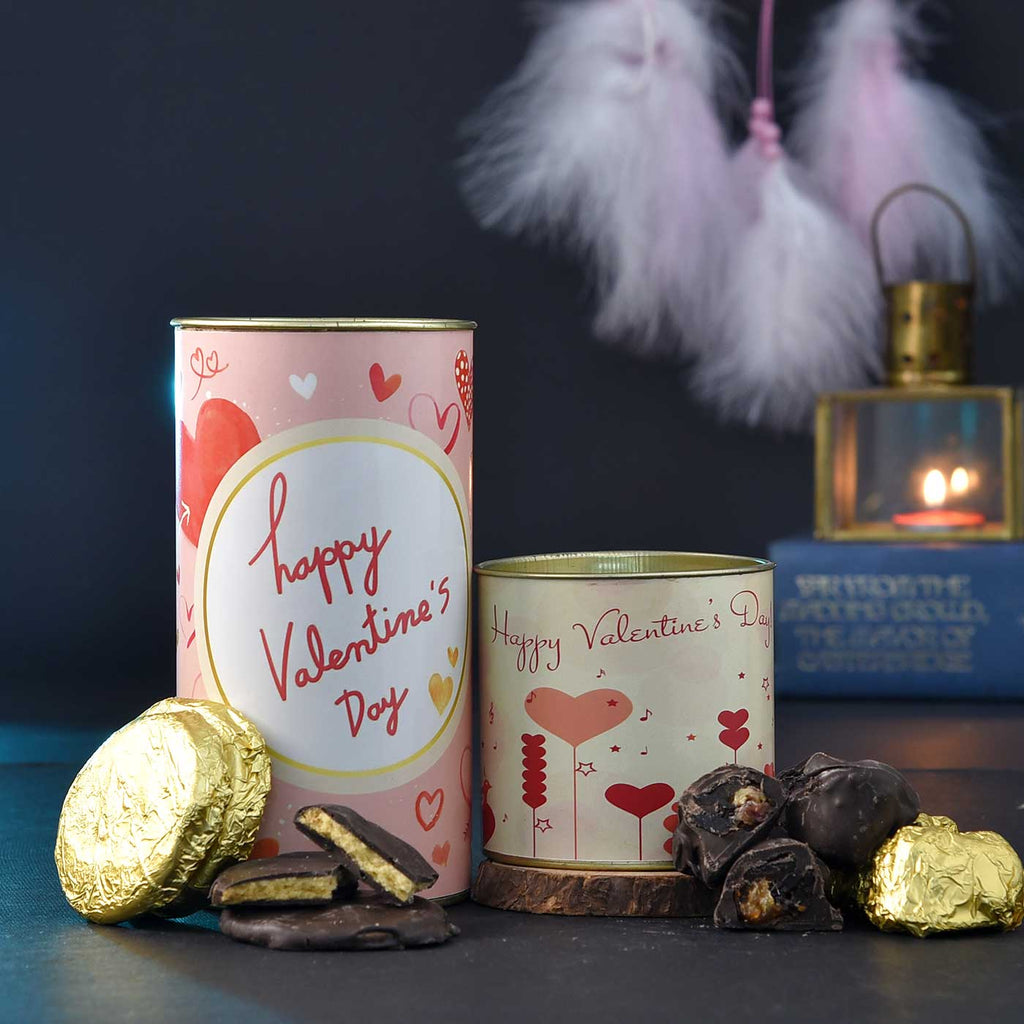 Enticing Valentine's Special Chocolates Boxes