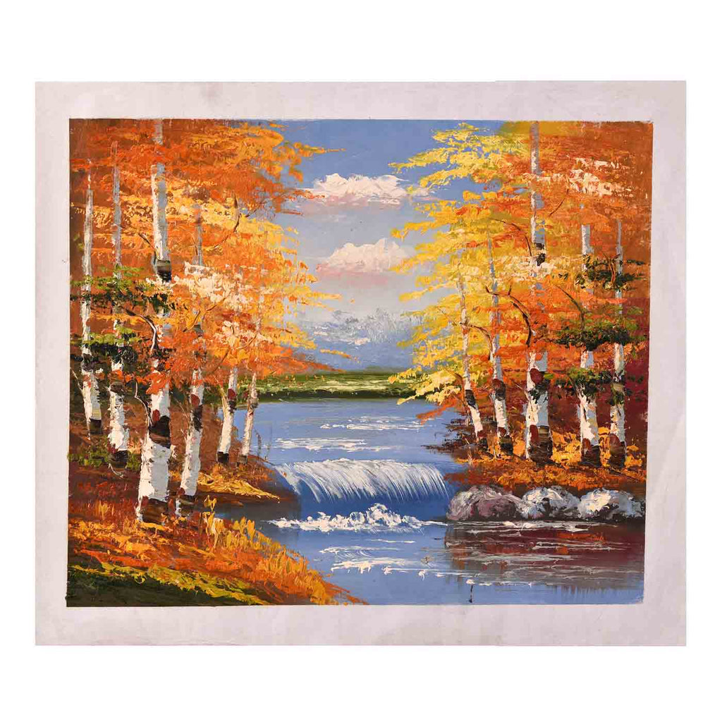 Enchanting Nature Canvas Painting
