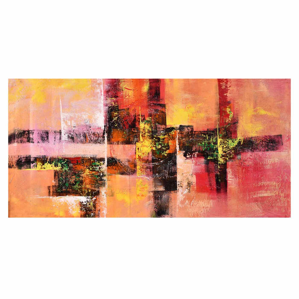 Spread Your Wings Abstract Contemporary Painting