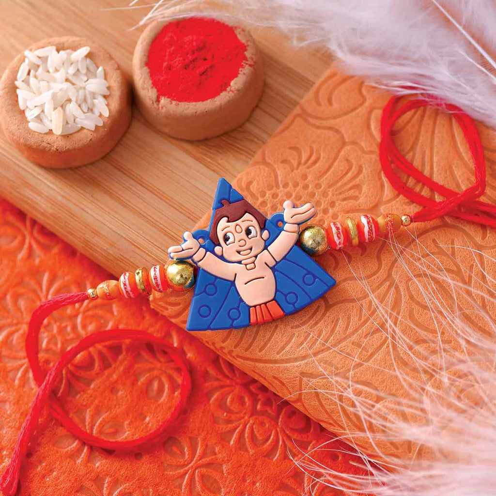 Fascinating Chota Bheem Kids Rakhi