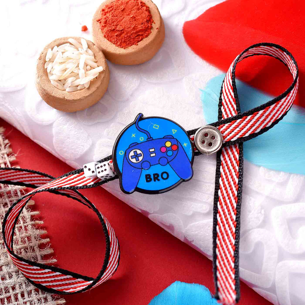 Cool Gamers Kid's Rakhi