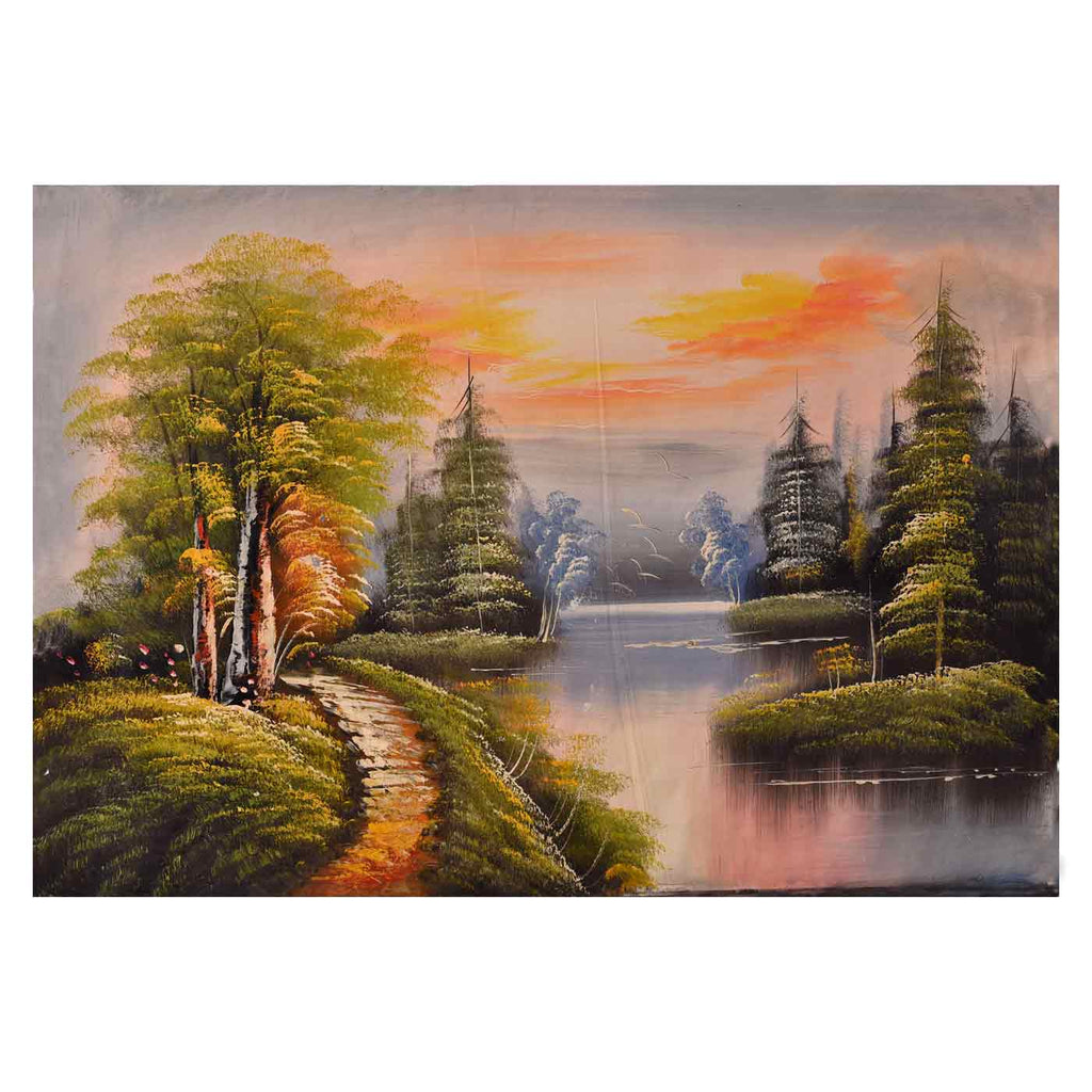 Landscape Realism Nature Painting