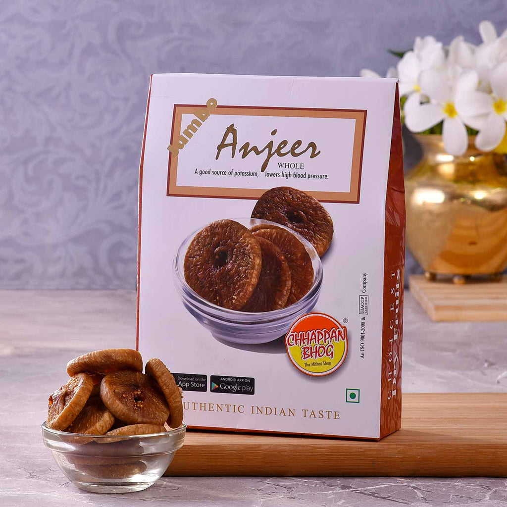 Delicious Jumbo Anjeer Pack (250gms)