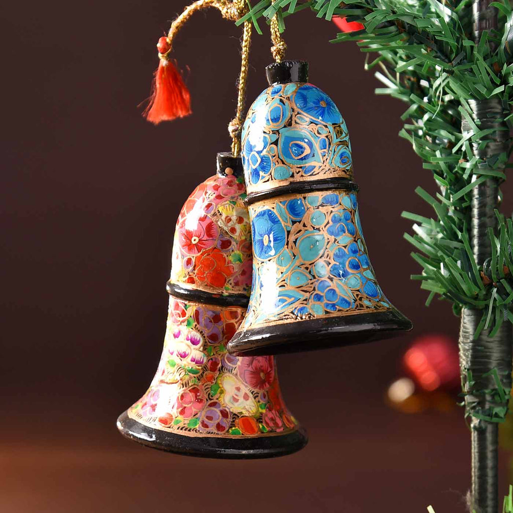 Rattling Pair Of Christmas Bells