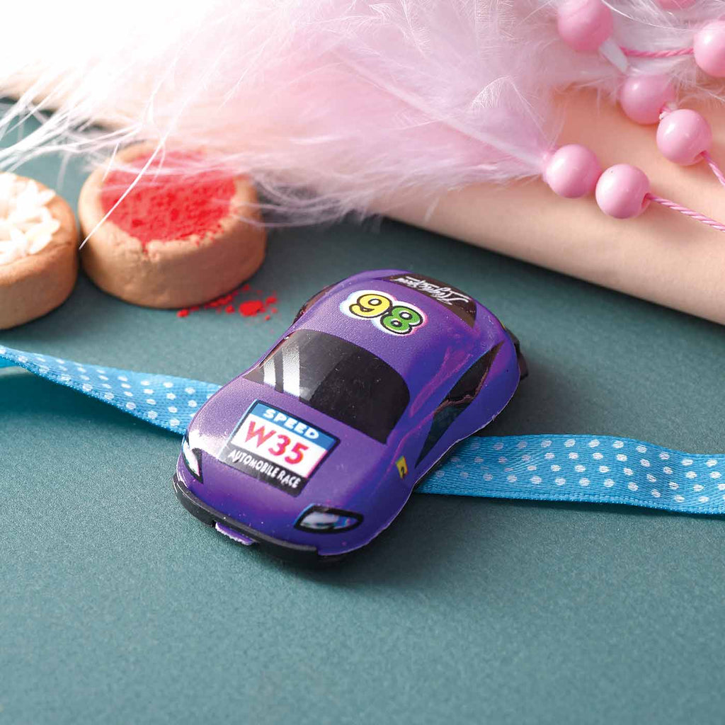 Fascinating Car Kids Rakhi
