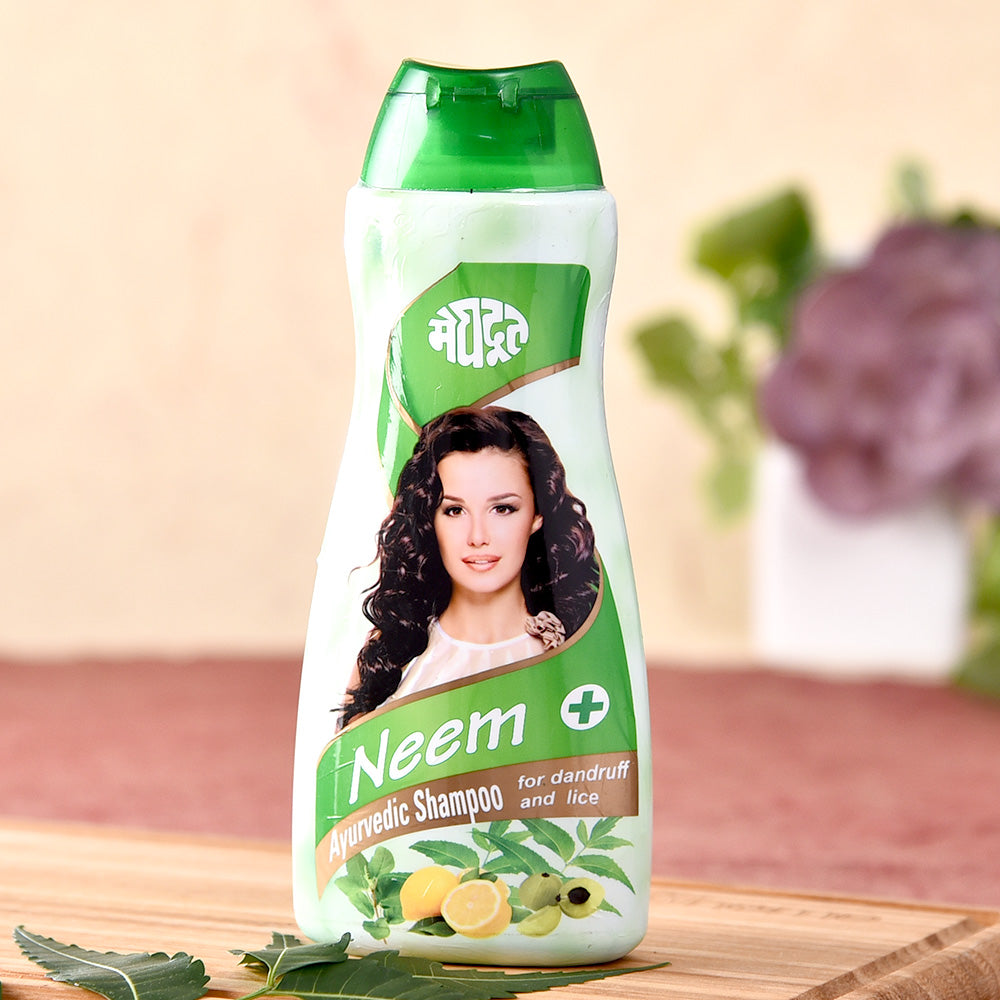 Khadi Neem Shampoo For Dandruff & Lice 200 ml