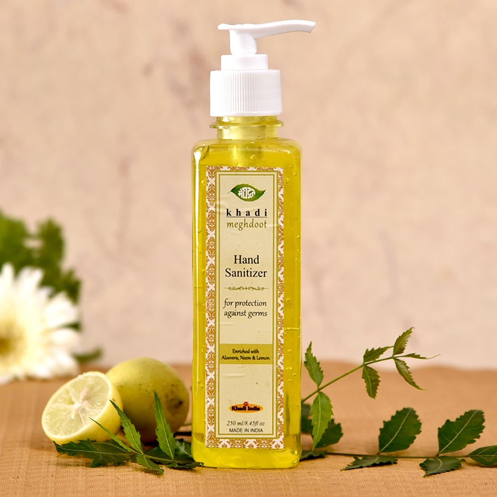 Khadi Hand Sanitizer 250 ml