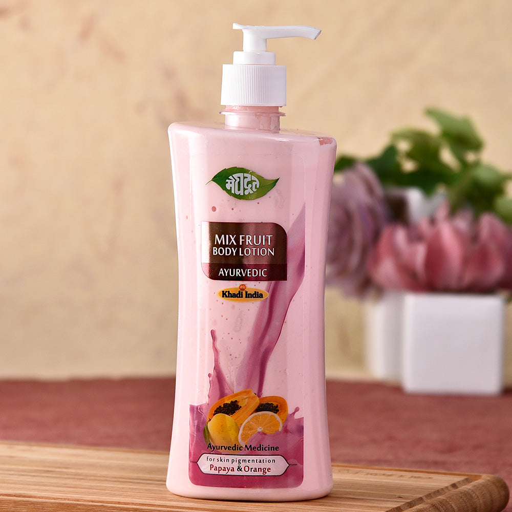 Khadi Mix Fruit Body Lotion 500 ml