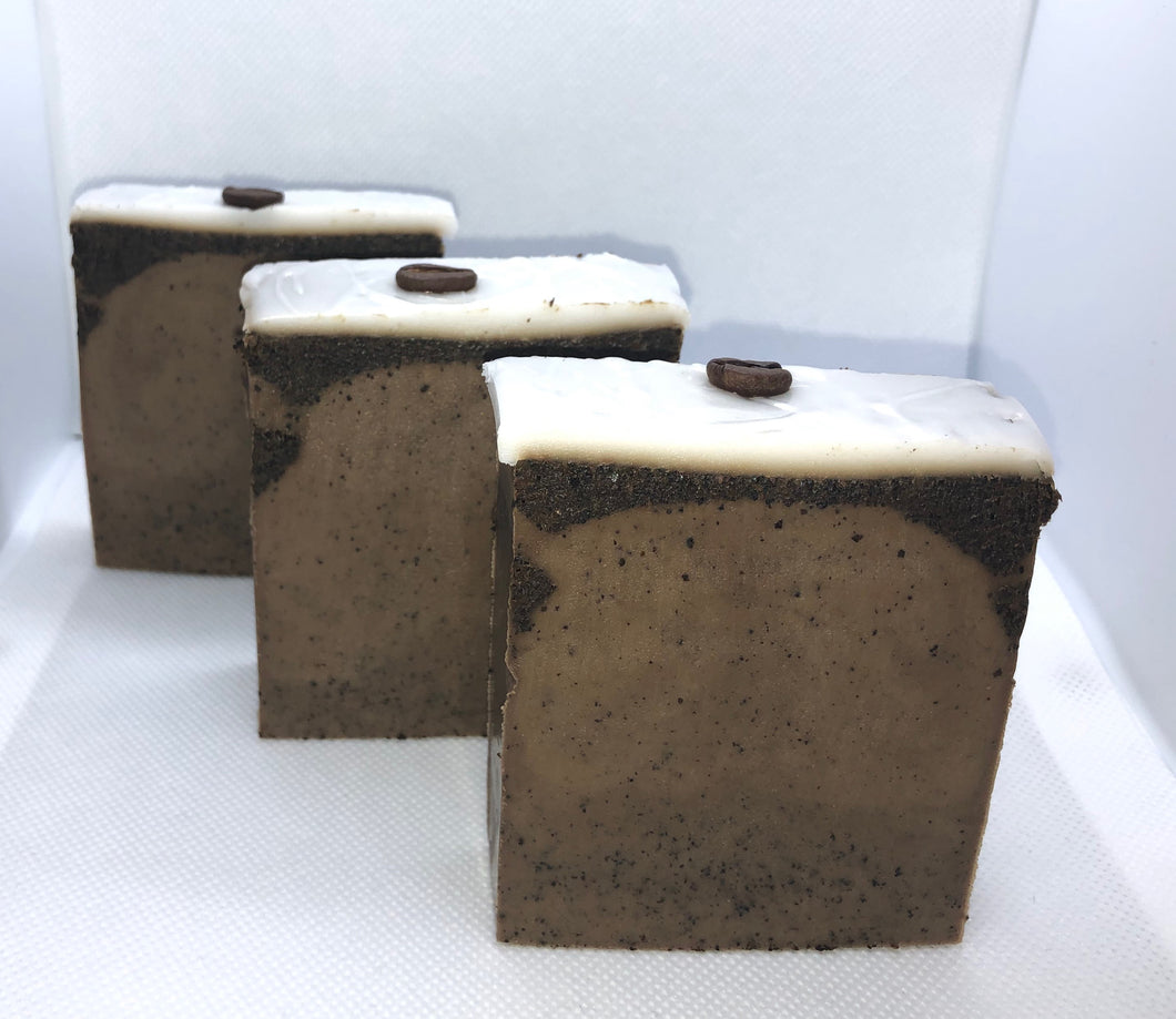 Scrubby Exfoliating Coffee Bar - Artisan Soap