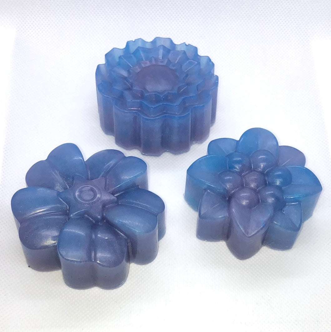 Little Blue Flowers - Artisan Soap