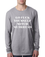 Load image into Gallery viewer, GFYMM Next Level Men's Cotton Long-Sleeve Crew