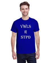 Load image into Gallery viewer, VWLS R STPD Ultra Cotton Tee